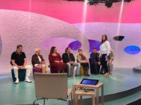 Ernst bei der Karlich Show